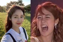 'Nữ hoàng tuyết' Sung Yuri tự đăng ảnh 'dìm hàng' lên mạng xã hội