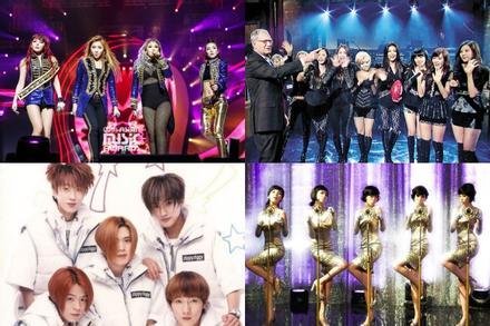 Những khoảnh khắc để đời của các nhóm nhạc Hallyu Gen 1 2 không phải fan KPop nào cũng biết