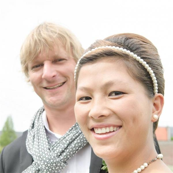 Nhìn lại hành trình yêu hơn 10 năm của cô bé HMông nói tiếng Anh như gió sau tuyên bố ly hôn chồng-3