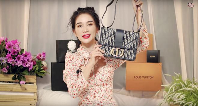 Túi Dior gây thị phi cho Sĩ Thanh được lòng mỹ nhân Việt thế nào?-1