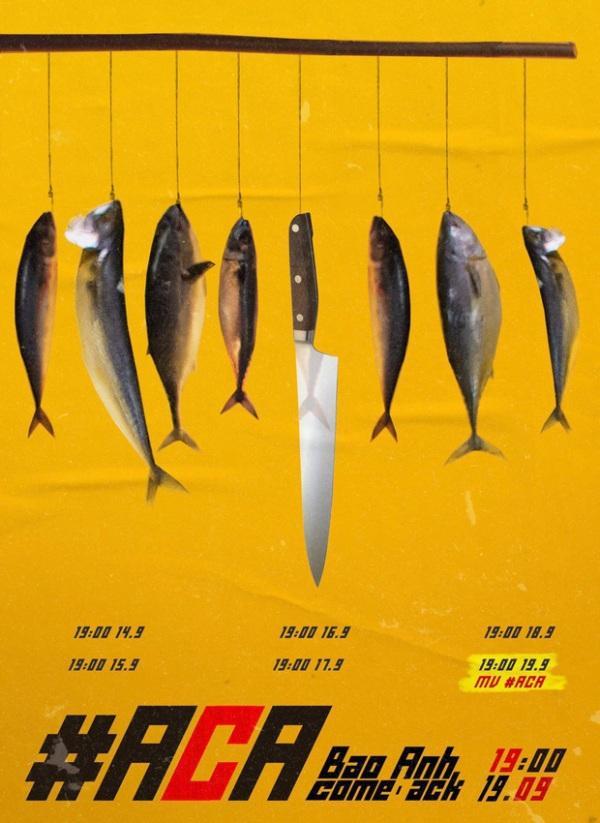 Nhá hàng poster trở lại cùng ngày, Đinh Hương và Bảo Anh gây xôn xao với concept đặc biệt-1