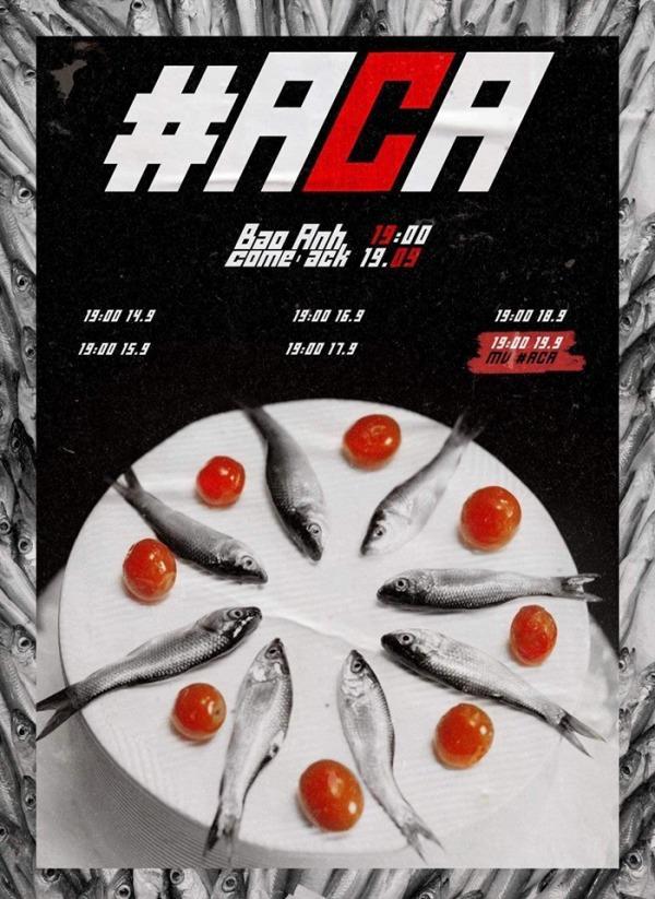 Nhá hàng poster trở lại cùng ngày, Đinh Hương và Bảo Anh gây xôn xao với concept đặc biệt-2
