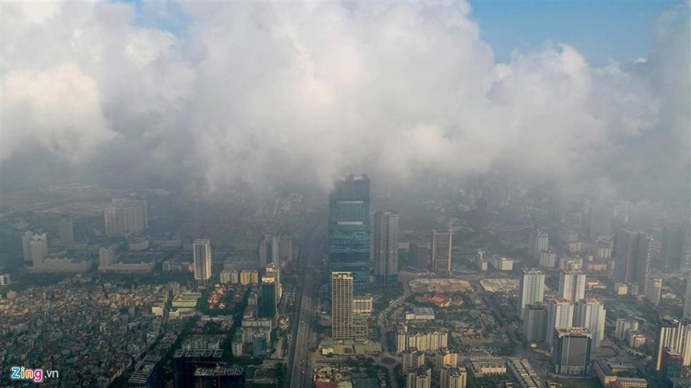 Hà Nội trong báo động đỏ về ô nhiễm không khí-3
