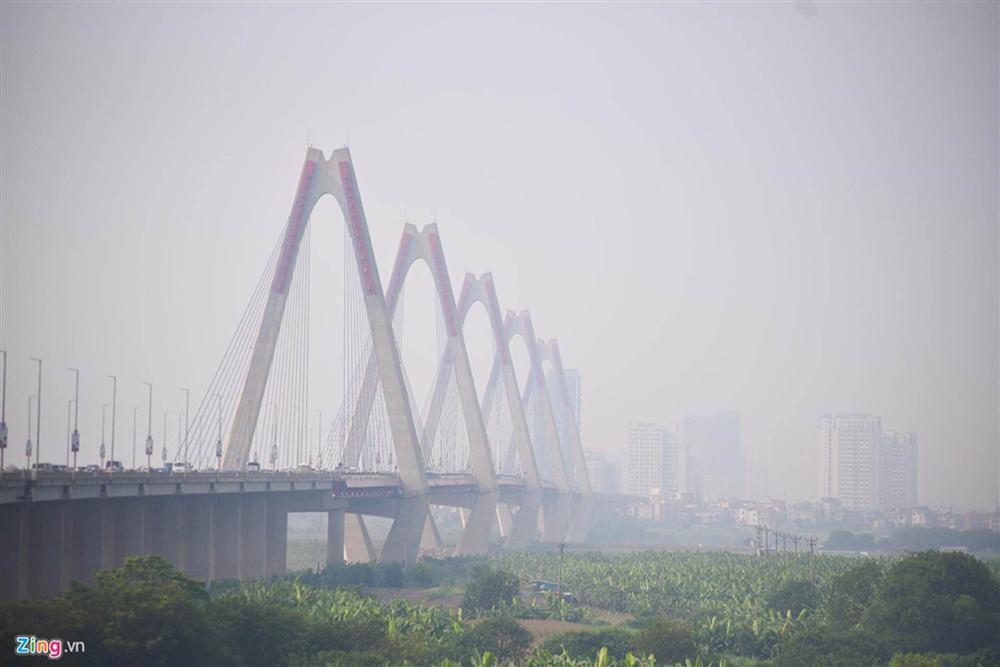 Hà Nội trong báo động đỏ về ô nhiễm không khí-7