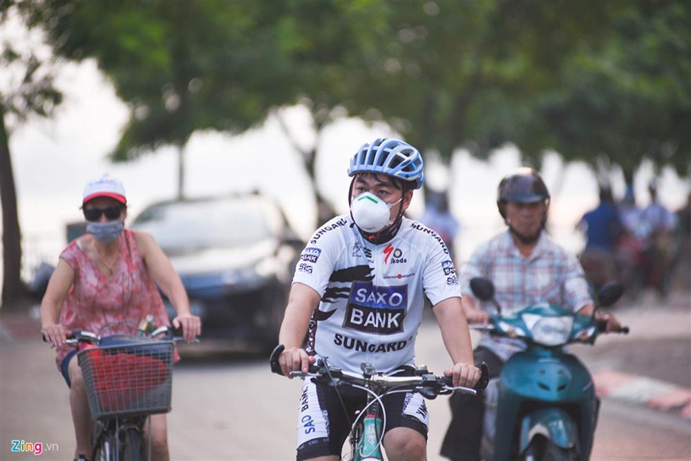 Hà Nội trong báo động đỏ về ô nhiễm không khí-8