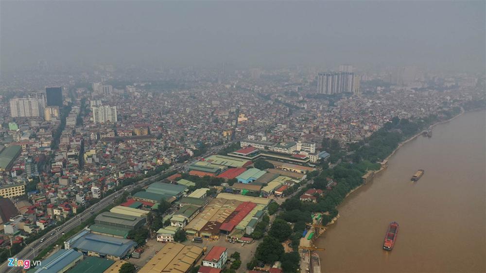 Hà Nội trong báo động đỏ về ô nhiễm không khí-12