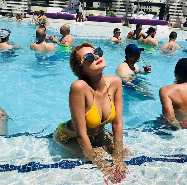 VZN News: Dispatch bình chọn loạt idol sở hữu body nóng bỏng nhất khi mặc bikini-11
