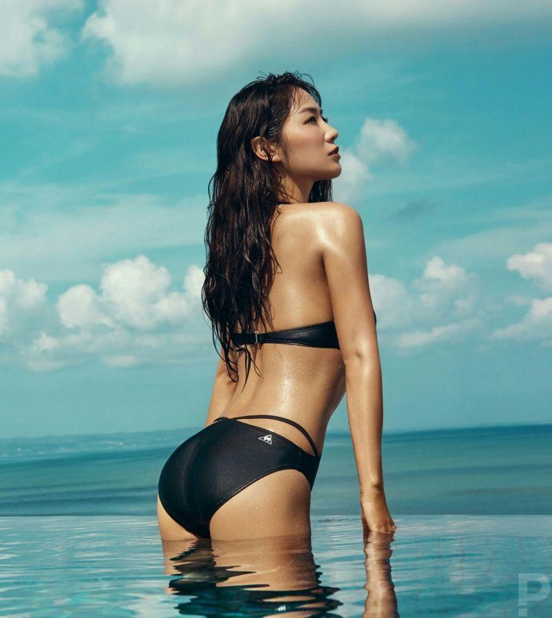 VZN News: Dispatch bình chọn loạt idol sở hữu body nóng bỏng nhất khi mặc bikini-18
