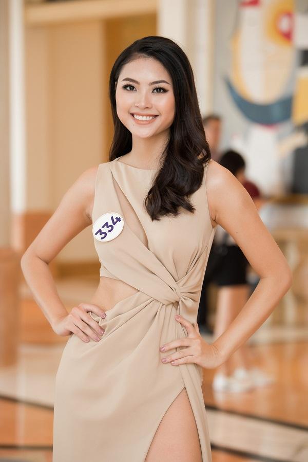 Vũ khí hạng nặng Thúy Vân nghĩ gì khi đồng loạt thí sinh Hoa hậu Hoàn Vũ Việt Nam không buồn coi mình là đối thủ?-3