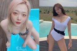 Dispatch bình chọn loạt idol sở hữu body nóng bỏng nhất khi mặc bikini