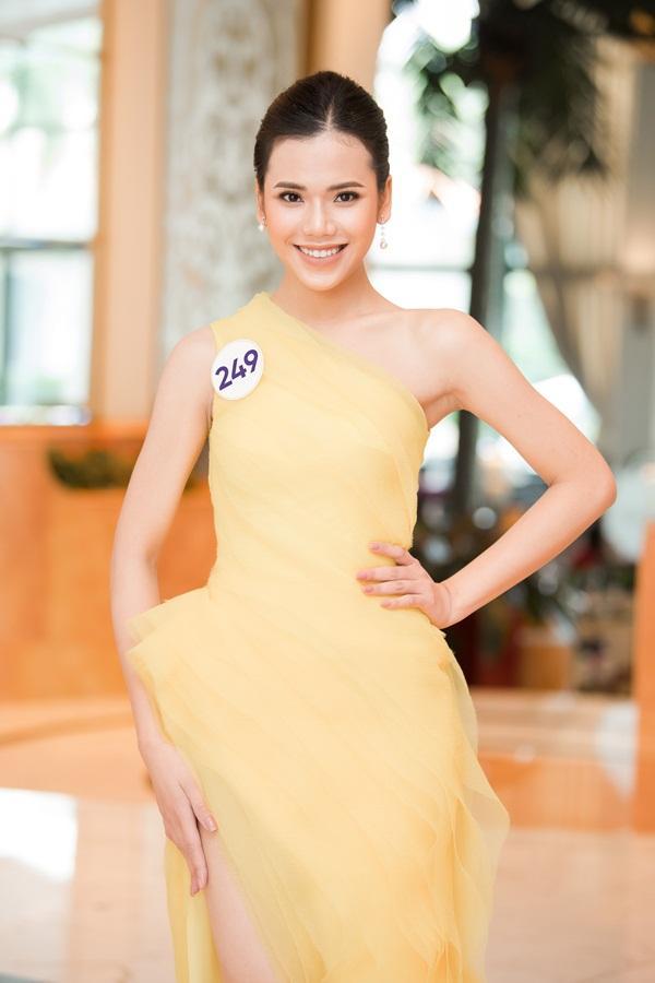 Vũ khí hạng nặng Thúy Vân nghĩ gì khi đồng loạt thí sinh Hoa hậu Hoàn Vũ Việt Nam không buồn coi mình là đối thủ?-4