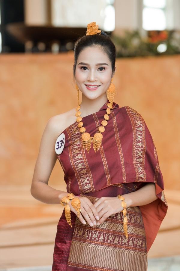 Vũ khí hạng nặng Thúy Vân nghĩ gì khi đồng loạt thí sinh Hoa hậu Hoàn Vũ Việt Nam không buồn coi mình là đối thủ?-5
