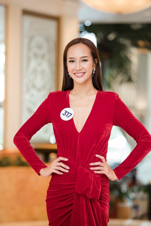 Vũ khí hạng nặng Thúy Vân nghĩ gì khi đồng loạt thí sinh Hoa hậu Hoàn Vũ Việt Nam không buồn coi mình là đối thủ?-6