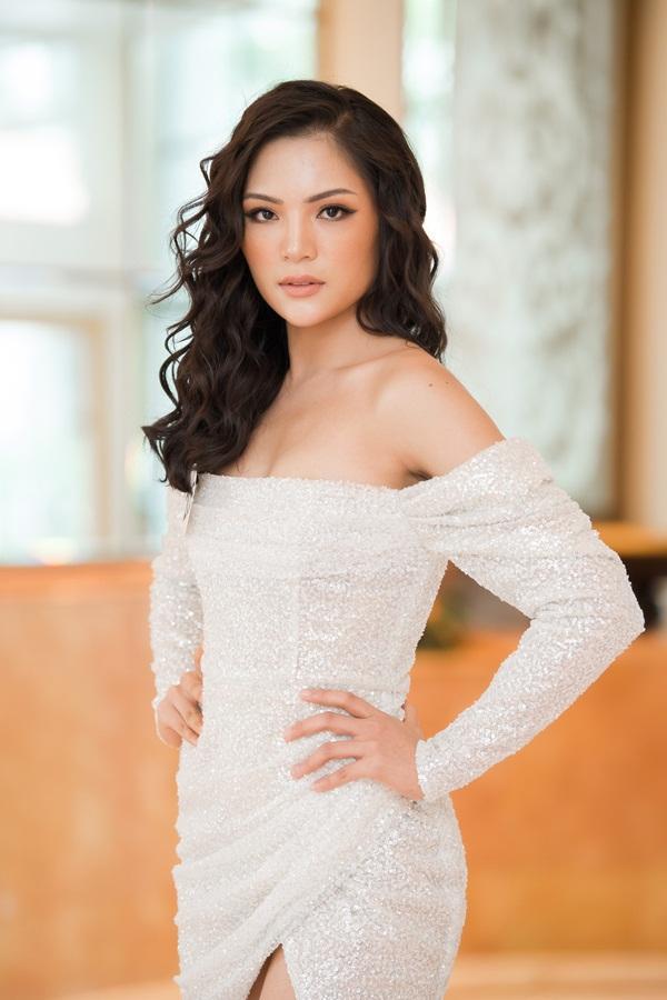 Vũ khí hạng nặng Thúy Vân nghĩ gì khi đồng loạt thí sinh Hoa hậu Hoàn Vũ Việt Nam không buồn coi mình là đối thủ?-7
