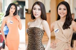 'Vũ khí hạng nặng' Thúy Vân nghĩ gì khi đồng loạt thí sinh Hoa hậu Hoàn Vũ Việt Nam không buồn coi mình là đối thủ?