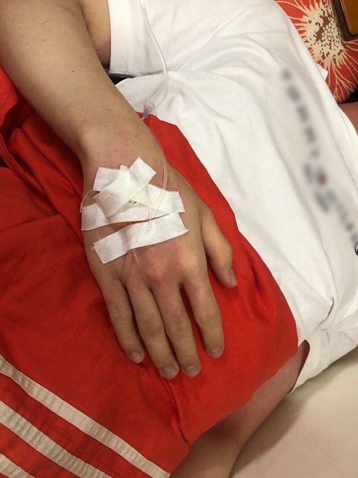 Sao Việt nhập viện vì lý do sức khỏe: Người được khen chăm chỉ, kẻ bị chê vô trách nhiệm-1
