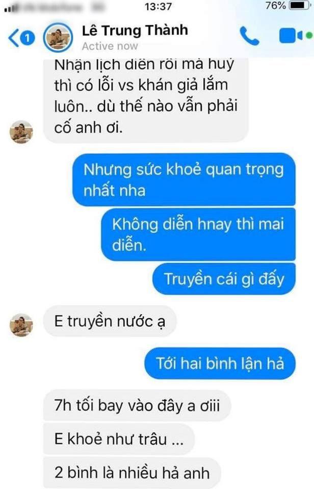Sao Việt nhập viện vì lý do sức khỏe: Người được khen chăm chỉ, kẻ bị chê vô trách nhiệm-2