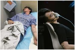 Sao Việt nhập viện vì lý do sức khỏe: Người được khen chăm chỉ, kẻ bị chê vô trách nhiệm