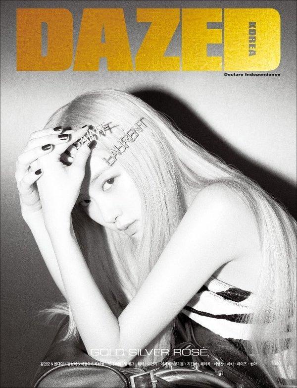 Cả 4 thành viên Black Pink đều đã có bìa tạp chí riêng, fan only hết đường tị nạnh nhau-2