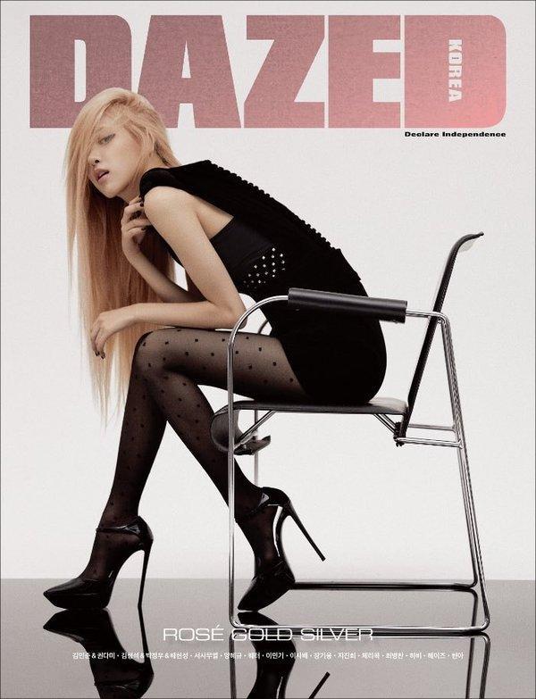 Cả 4 thành viên Black Pink đều đã có bìa tạp chí riêng, fan only hết đường tị nạnh nhau-3