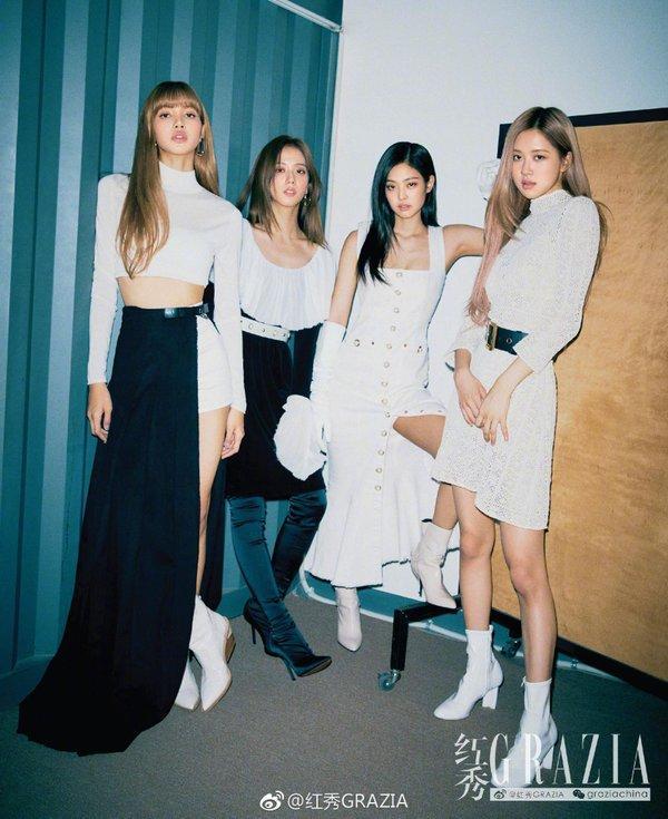 Cả 4 thành viên Black Pink đều đã có bìa tạp chí riêng, fan only hết đường tị nạnh nhau-1