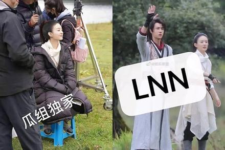 Triệu Lệ Dĩnh lộ tạo hình cổ trang trong phim mới, fans cảm thán: 'Rất giống Sở Kiều truyện'