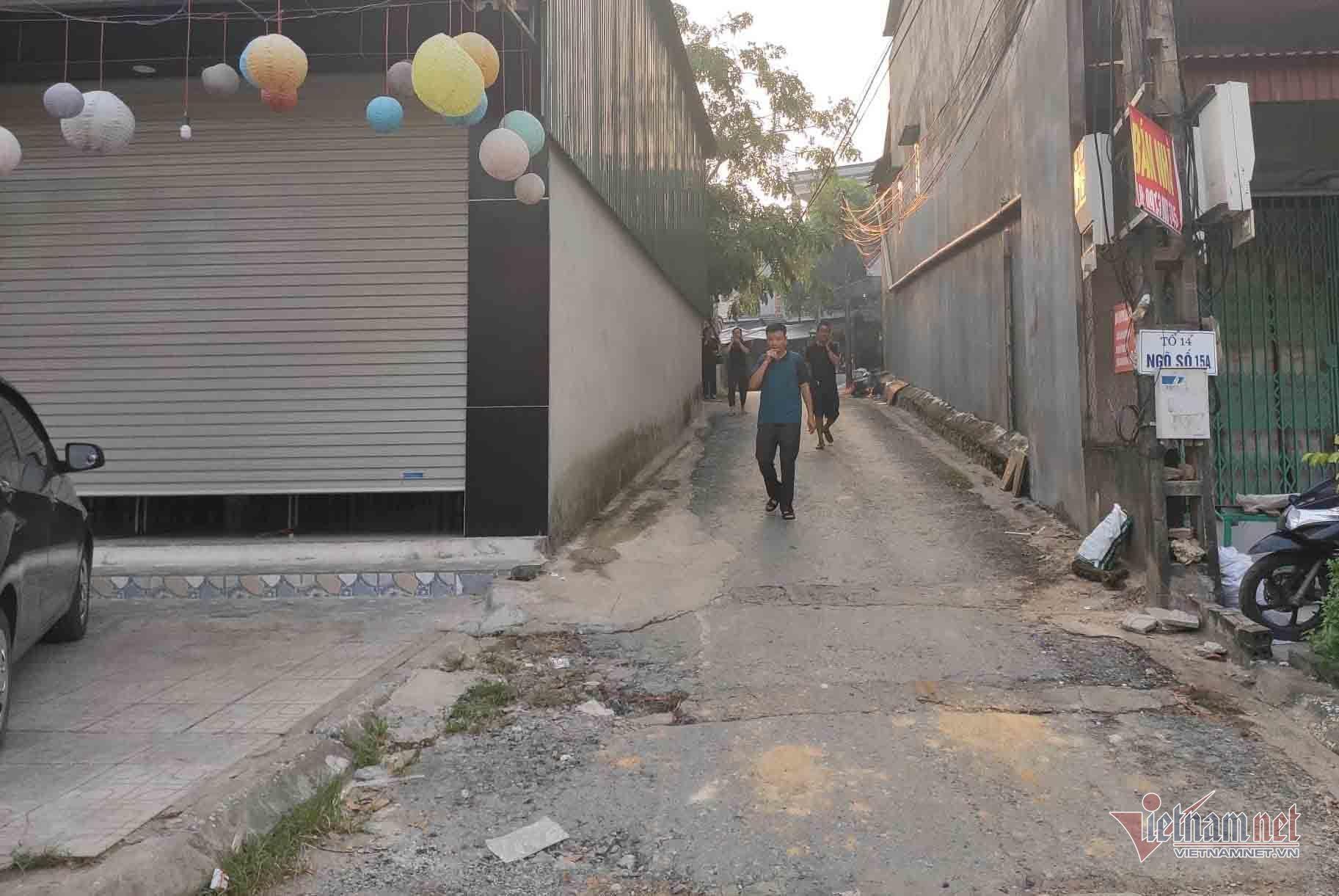 VZN News: Án mạng ở Thái Nguyên, đối tượng đã mua sẵn chỗ để chôn mình-1