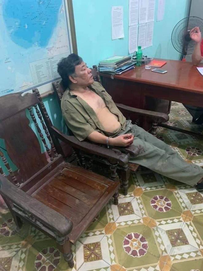 VZN News: Án mạng ở Thái Nguyên, đối tượng đã mua sẵn chỗ để chôn mình-2
