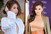 Siêu mẫu Vũ Thu Phương: 'Tôi thực sự vô cùng xấu hổ vì Ngọc Trinh'