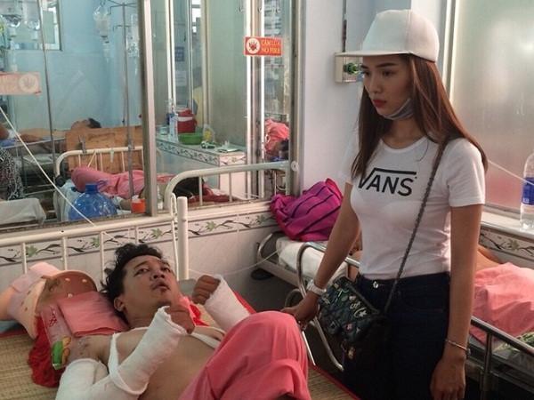 Trương Ngọc Ánh, Lý Hải và những nghệ sĩ gặp tai nạn trên phim trường-1