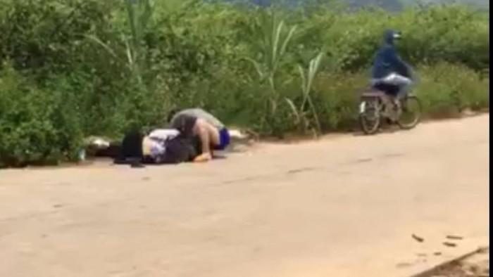 Đòi chia tay, nữ sinh Bắc Giang bị người yêu chặn đường đâm tử vong-1