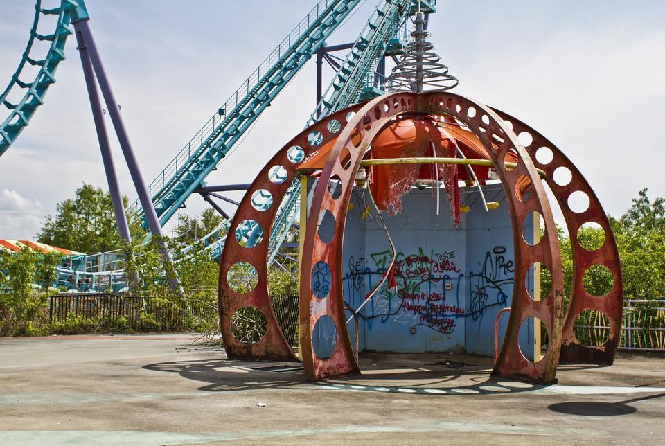 Ghé thăm công viên giải trí kinh dị không kém Gã hề ma quái-5