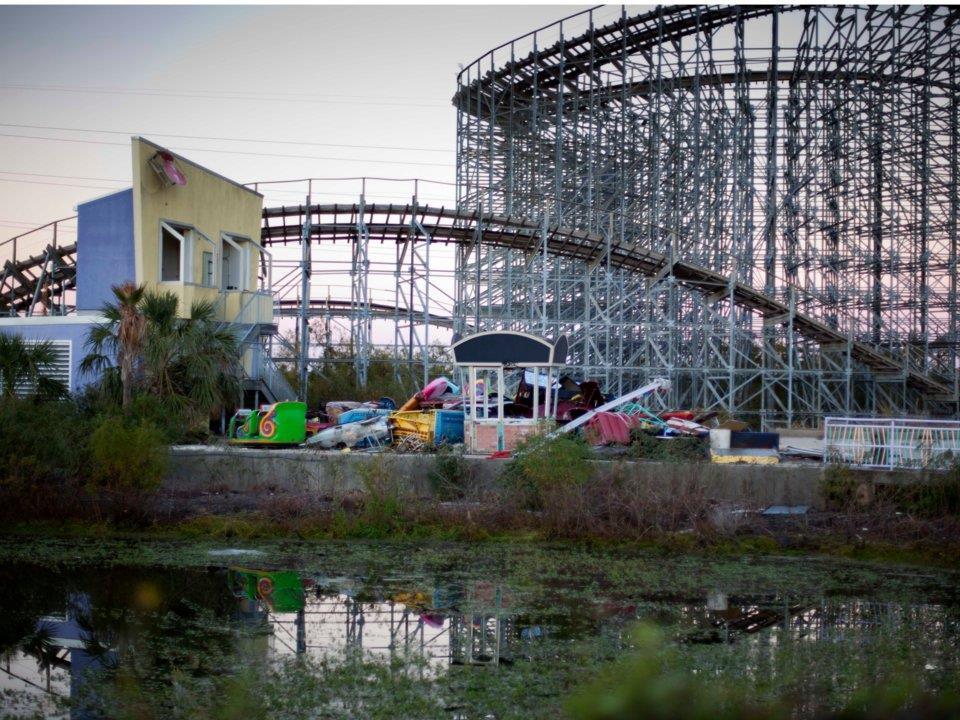 Ghé thăm công viên giải trí kinh dị không kém Gã hề ma quái-6