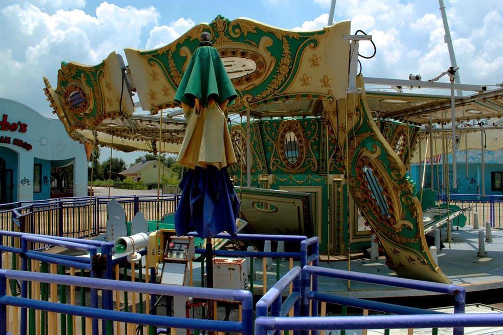 Ghé thăm công viên giải trí kinh dị không kém Gã hề ma quái-7