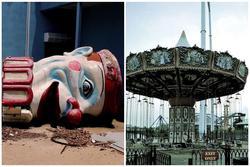Ghé thăm công viên giải trí kinh dị không kém 'Gã hề ma quái'