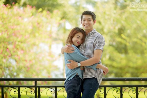 Thái Trinh và Quang Đăng chính thức chia tay
