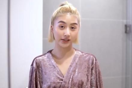 Hot girl Quỳnh Anh Shyn tiết lộ cách dưỡng da khi sống ở Sài Gòn