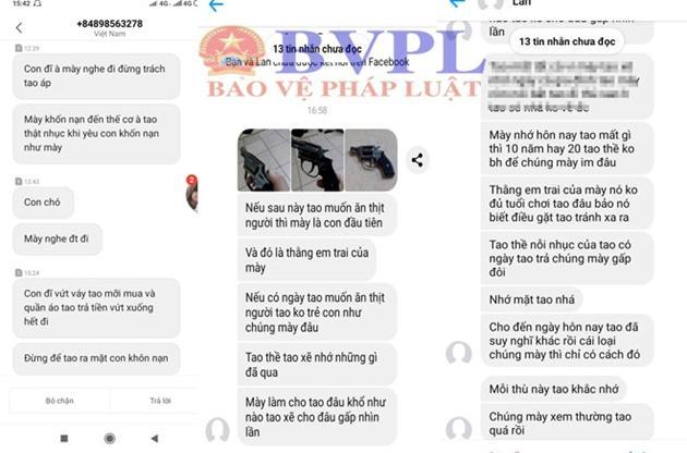 Hé lộ nội dung những tin nhắn lạnh lẽo của nghi can sát hại 2 nữ sinh viên-2