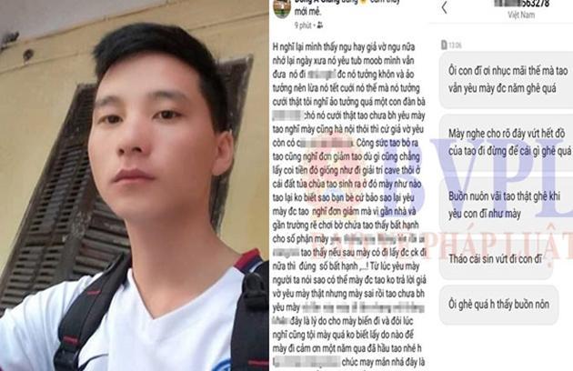 Hé lộ nội dung những tin nhắn lạnh lẽo của nghi can sát hại 2 nữ sinh viên-1
