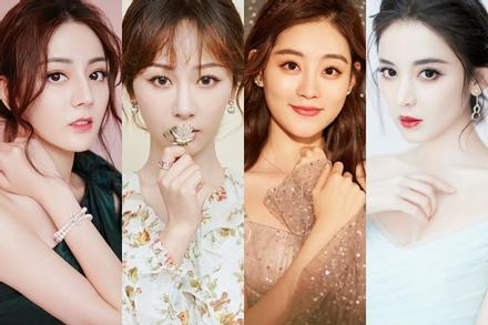 6 mỹ nhân sinh năm 1992 của màn ảnh Hoa ngữ: người nhăm nhe lật đổ Triệu Lệ Dĩnh, kẻ bị chê thừa sắc thiếu tài
