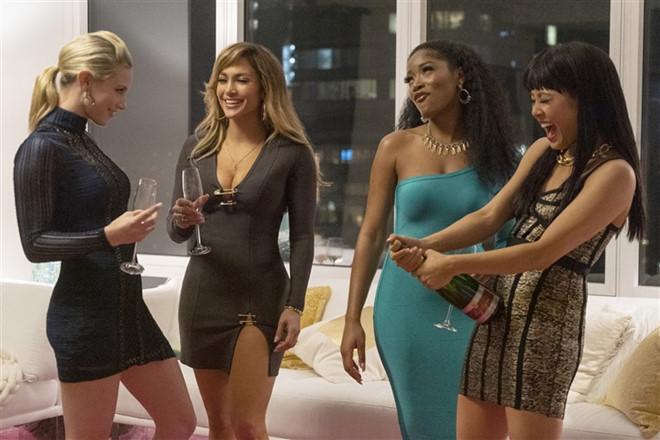 Phim về vũ công thoát y của Jennifer Lopez hút khán giả-2