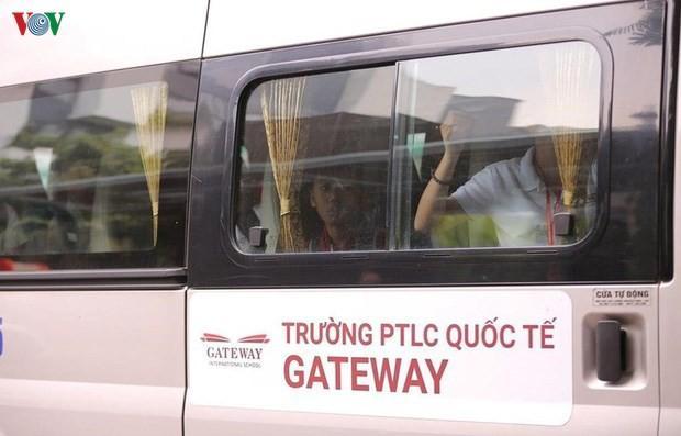 VZN News: Bỏ quên học sinh trên xe: Đồ Rê Mí bị đình chỉ, Gateway lại không?-1