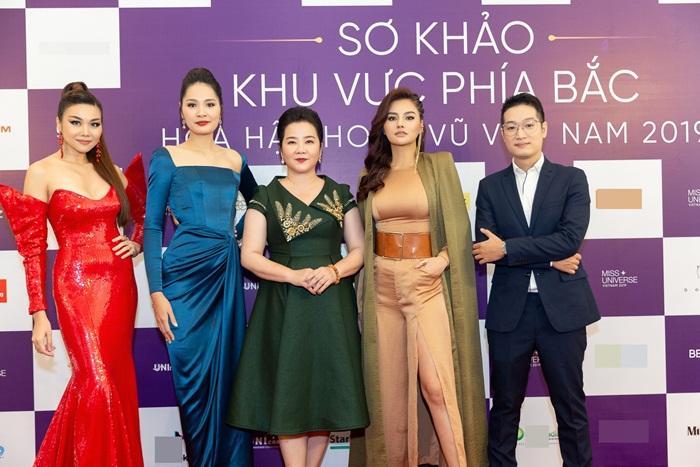Dàn giám khảo đình đám nói gì trước tin đồn Thúy Vân chưa thi đã nắm chắc ngôi Hoa hậu Hoàn Vũ Việt Nam 2019?-1