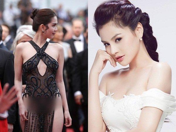VZN News: Vũ Thu Phương xấu hổ vì Ngọc Trinh, công chúng ủng hộ siêu mẫu trong khi nữ hoàng nội y ẩn ý đừng dựa hơi em-1