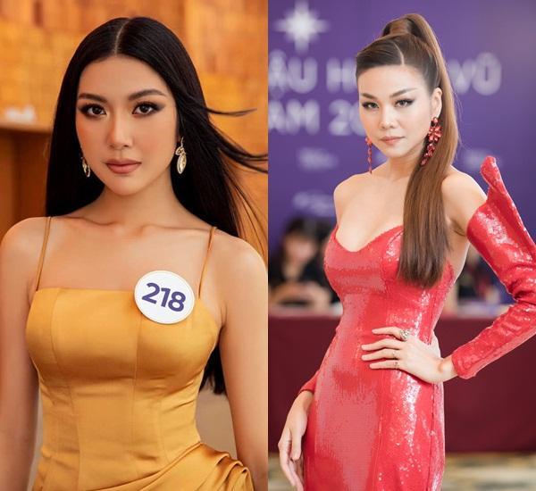 Dàn giám khảo đình đám nói gì trước tin đồn Thúy Vân chưa thi đã nắm chắc ngôi Hoa hậu Hoàn Vũ Việt Nam 2019?-4