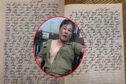 Xôn xao lá thư đối tượng ở Thái Nguyên để lại trước khi giết em gái: 'Bị cướp hết tiền dành dụm 45 năm'
