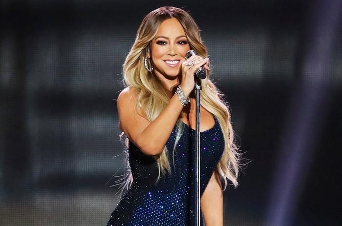 Đẳng cấp Mariah Carey: Vừa họa mặt vừa hát sương sương mà như… thu đĩa-4