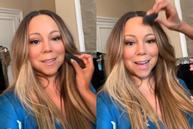 Đẳng cấp Mariah Carey: Vừa 'họa mặt' vừa hát 'sương sương' mà như… thu đĩa
