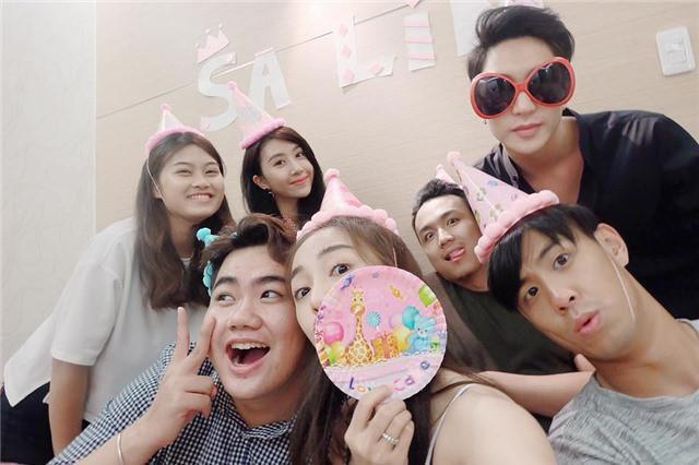Midu - Harry Lu và những cặp bạn thân khác giới từng bị đồn yêu nhau-6
