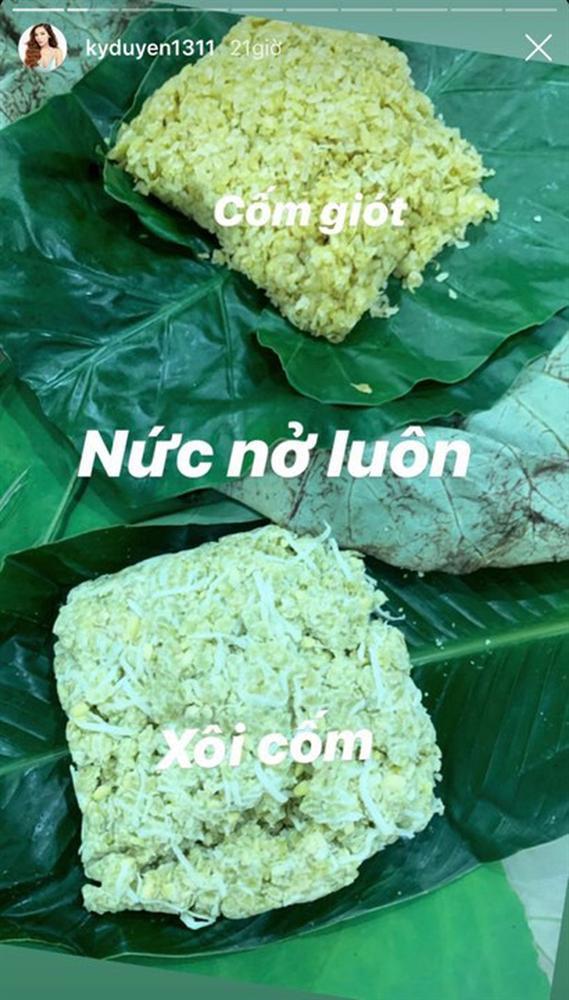 Kỳ Duyên khoe ăn đặc sản Hà Nội đúng bài, nhìn món ăn cư dân mạng thắc mắc một điều-4
